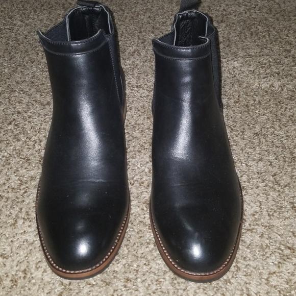 d39d85a80a5 Vance Co. Mens Black Dress Boots. M_5b55cafd2beb79348e204d81